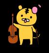 とらちゃんヴァイオリン